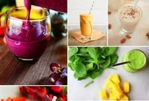 Smoothies & Juices / Delicious Smoothie and Juicing recipes