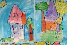 Science: Buildings / Reggio Emilia inspired and Project-based learning ideas and inspiration for studying houses and buildings.