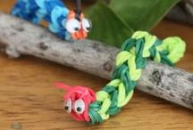 Rainbow Loom / by Vanessa Lynch