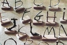Literacy: Alphabet & Phonics