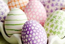 Easter / Beautiful Easter crafts and styling