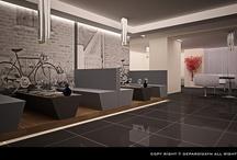 İç mekan Projesi - Bar tasarımı Soyiç otel