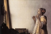 vermeer / his works i've ever seen