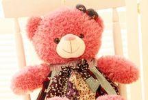 Teddy Bear (● ̄(エ) ̄●)