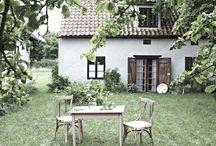 Garten | Outside | Tuin / Garden ideas Ideen für den Garten oder Terrasse