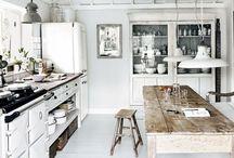 Kitchen | Küche / Inspiration for the kitchen