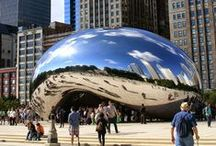 Sweet Home Chicago / by Sue Taylor Burns
