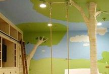 Kid's Room Decor / Décor, furniture and accessories for creating the perfect playroom or bedroom.