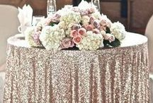 Wedding Inspiration / And they lived happily ever after.