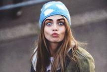 Cara Delevingne / Crazy, hot, awesome girl!