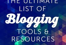 Bloggety Blog / We all could use a little help from our blogger friends. Here are some resources to help a fellow blogger out.