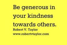 Kindness / Kindness is always possible!
