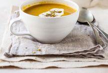 Soup | Suppen / Leckere Suppen und Eintöpfe für die kalte Jahreszeit Soup recipes