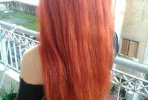 Colour and Hair