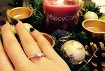 HappyCandle Revealing the Ring!