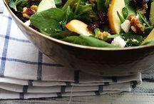 Salades / Eten