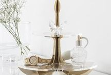 Lily Cake stand