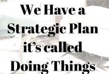 Strategy Management / How to start a business with a vision