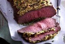 Fleischgerichte | Meat / Nichts für Vegetarier