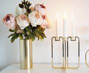 Quartet candelabra / Quartet candelabra is an expression of traditional minimalistic design in Nordic form.