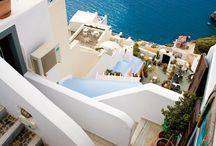 Santorini / deco and interior design