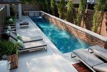 Pool / Schwimmen im eigenen Garten