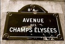 Paris mon Cherie! / Paris, France