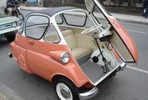 ROMI ISETTAS Y OTROS MINI / Romi Isettas y otros mini carros