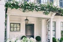 Classic Hamptons Inspired Patio