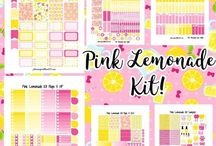 Free deluxe planner kits