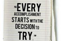 Encouragement! / by Sherri