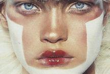 Makeup  / makeup,beauty,beleza,makeup artists,fashion,world,editorials,beute,face,model,models,maquiagem,art