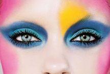 Makeup artist -Pat Macgrath / art,makeup artist,makeup,maquiagem,model,beaute,beauty,fashion,people,world,beleza,