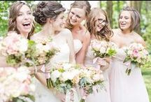 Our brides and grooms / Pictures of Bassett Flowers, New City, NY's brides and grooms on their special day.