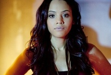 Roxy / RP character, played by Bianca Lawson.