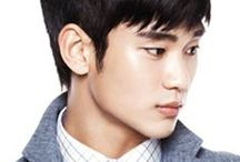 Kwi Cheol / Character for roleplay portrayed by Kim Soo Hyun.