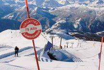 Montagna Invernale / #piemonteneve