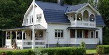 Houses - inside / outside