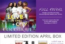 "Inside the April ""Love in the City"" Box / by COCOTIQUE"