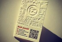 Design: Business card / Tag.