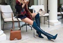 Mode: Shoes_Long Boots.