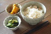 Eat: Japanese food.