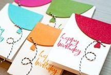 Greetings! / Cardmaking Ideas