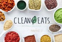 Clean Eats products / Discover the Clean Eats collection - all products are paleo, vegan, gluten free, dairy free, grain free, and free of refined sugars. Grain free granola, sugar free snacks, gluten free cookies, paleo snacks, spiced paleo nuts.