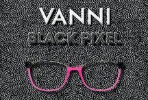 #VANNI Black Pixel