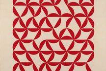 Print  / Print inspiration lino cut reduction print stencils textile