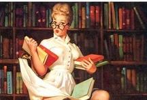 Reading is Fun-Damental / by Kimberly Pitt