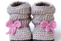 Knit, Crochet (kötött, horgolt)