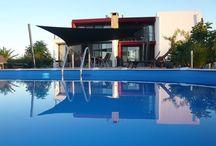B&B Cas al Cubo / Guesthouse in the Eastern Algarve /  Bed and Breakfast in de oostelijke Algarve