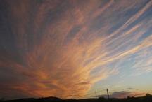 Algarve: oogverblindende zonsondergangen - Stunning sunsets / Schitterende zonsondergangen in Tavira. Amazing sunsets in Tavira.